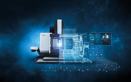 DMG MORI Digital Twin
