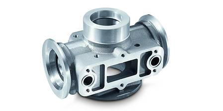 Valve housing, fluid and hydraulics